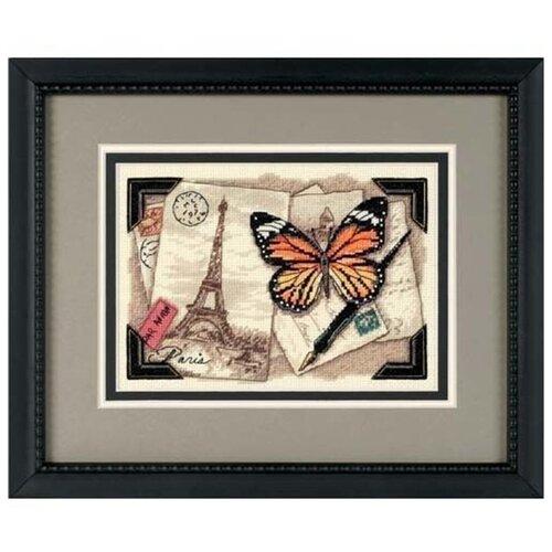 Купить Dimensions Набор для вышивания Travel Memories (Путевые заметки) 18 х 13 см (06996), Наборы для вышивания