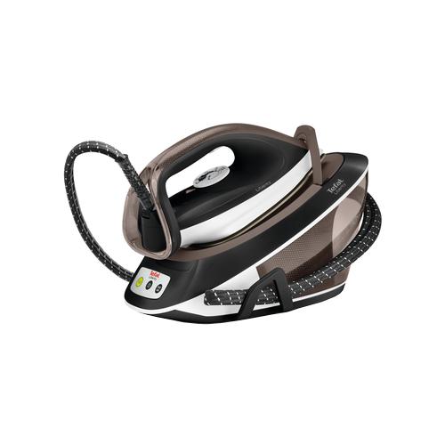 Парогенератор Tefal SV7040 Liberty черный/белый/коричневый