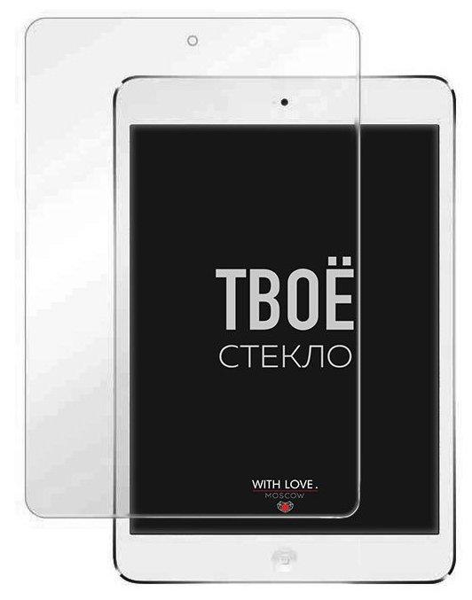 Защитное стекло With Love. Moscow противоударное для Apple iPad mini 4