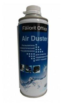 Favorit Office Air Duster 400 мл пневматический очиститель для клавиатуры, для оргтехники
