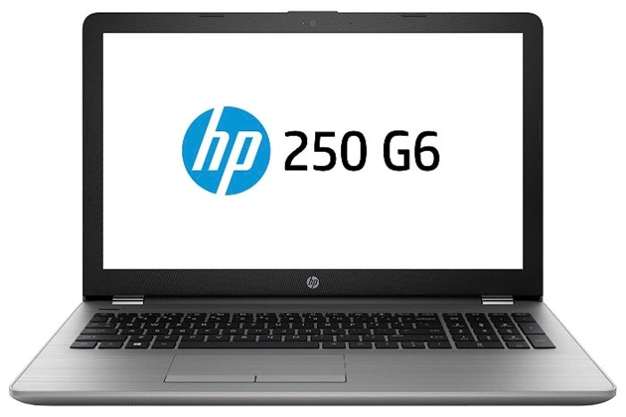 "Ноутбук HP 250 G6 (3VK25EA) (Intel Core i3 7020U 2300 MHz/15.6""/1366x768/4Gb/500Gb HDD/DVD-RW/Intel HD Graphics 620/Wi-Fi/Bluetooth/DOS)"