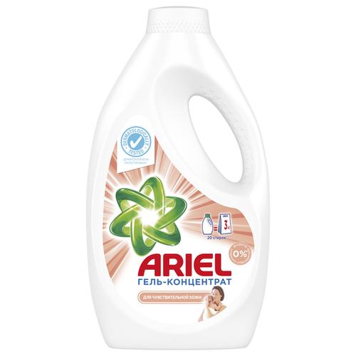 Гель для стирки Ariel для чувствительной кожи 1.3 л бутылкаГели и жидкости для стирки<br>