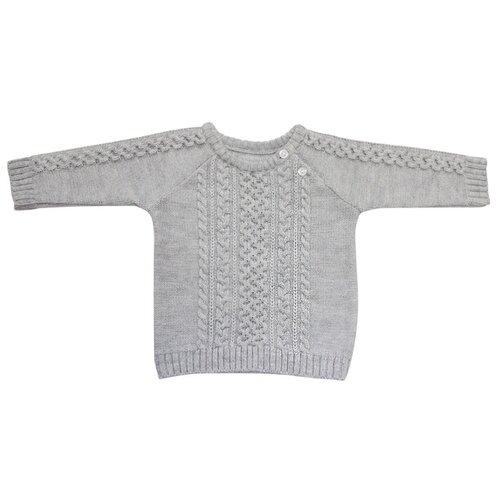 Джемпер Linas Baby размер 86 (1.5 г), серыйДжемперы и толстовки<br>