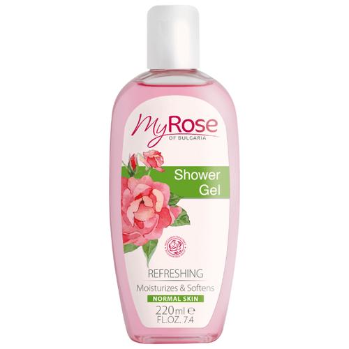 Гель для душа My Rose of Bulgaria Shower Gel 220 мл.