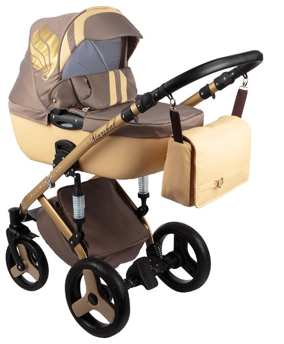 Универсальная коляска Baby World Marshal (2 в 1)
