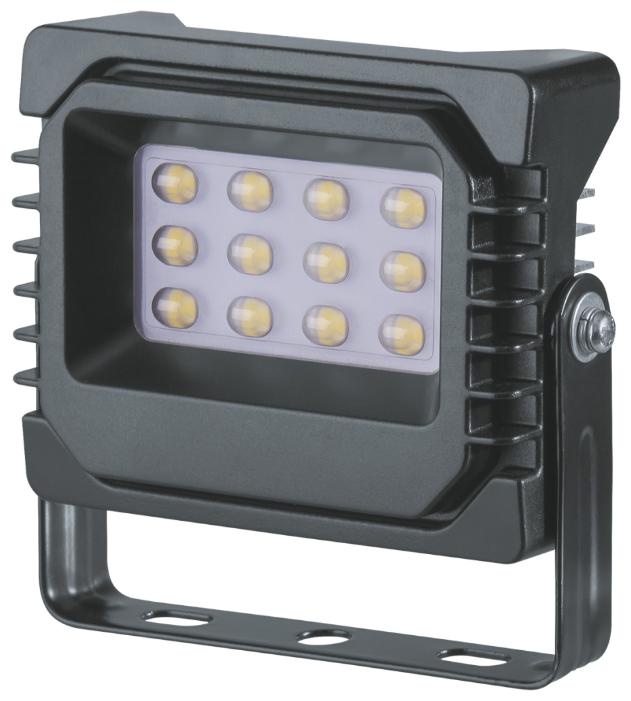 Светодиодный LED прожектор Navigator 10W (Вт) 4000К 720lm 110х42х94 220V IP65 71980 NFL-P-10-4K-IP65-LED