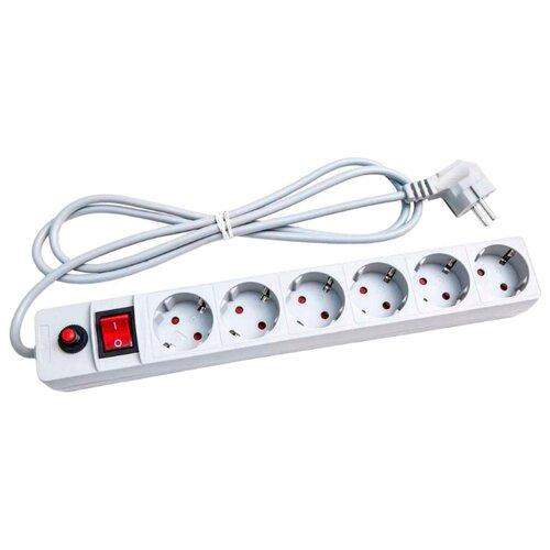 Сетевой фильтр UNIVersal 967U-3001, 1.8 мУдлинители и сетевые фильтры<br>