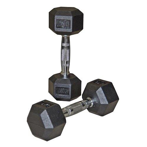 Гантель неразборная Harper Gym NT162 4 кгГантели<br>
