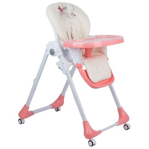 Стульчик для кормления Capella S-210 princess стульчик для кормления babys piggy розовый