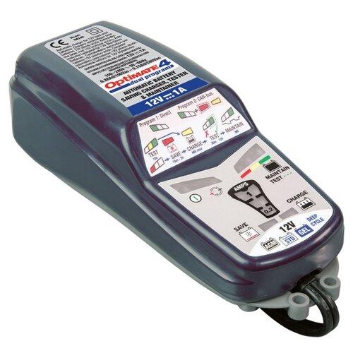 Зарядное устройство Optimate 4 Dual Program синий