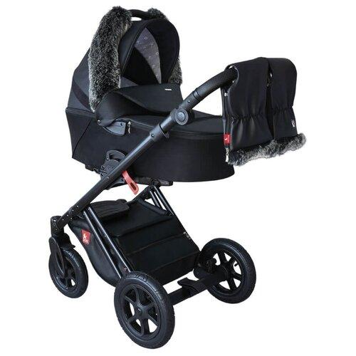 Универсальная коляска Tutek Diamos Premium (2 в 1) DS ECO BLACK коляска 2 в 1 tutek diamos цвет ds eco black