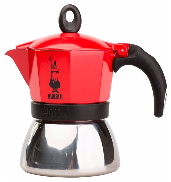 Кофеварка Bialetti Moka Induction (3 чашки)