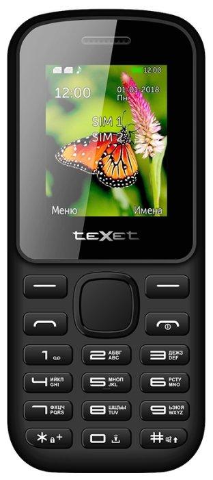teXet Телефон teXet TM-130