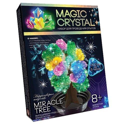Набор для исследований Danko Toys Magic Crystal Нерукотворное искусство № 4 Miracle TreeНаборы для исследований<br>