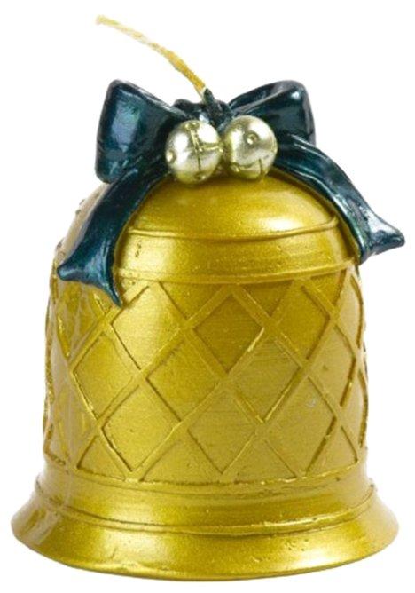 Свеча Феникс Present новогодняя Колокольчик (78336 / 78337)