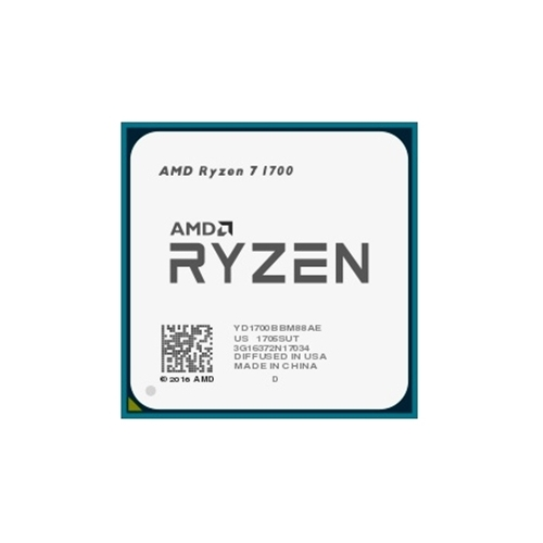 Процессор AMD Ryzen 7 Summit Ridge