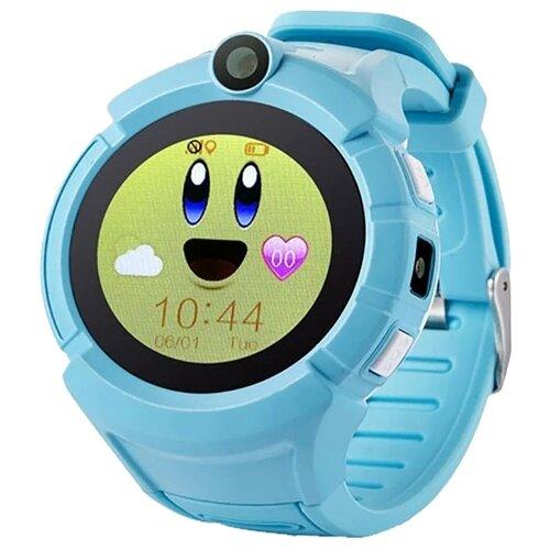 Часы ZDK Q360 голубой wokka watch q360 pink