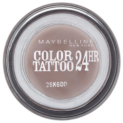 Купить Maybelline New York Тени для век Color Tattoo 24 часа 40, Долговечный коричневый