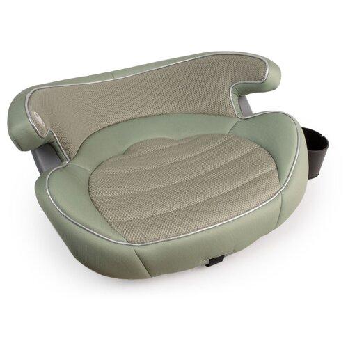 Купить Автокресло группа 2/3 (15-36 кг) Happy Baby Rulex green, Автокресла