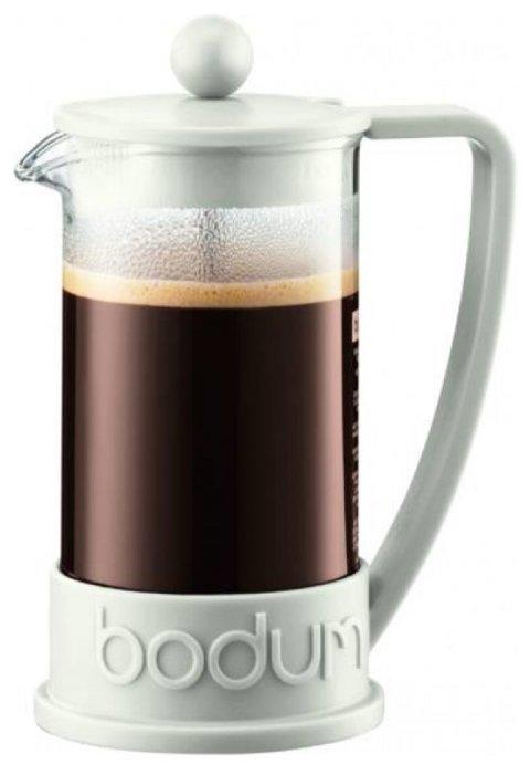 Кофейник френч-пресс BODUM Brazil, 1л, 10938-294