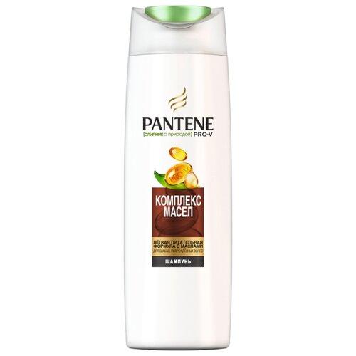 Купить Pantene шампунь Слияние с природой Комплекс масел 400 мл