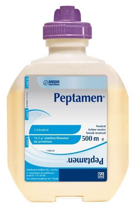 Peptamen (Nestle) Enteral готовое к употреблению 500 мл