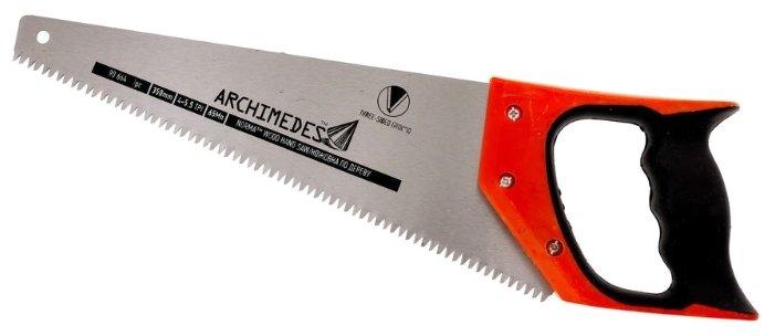 Ножовка по дереву Archimedes 90664 350 мм