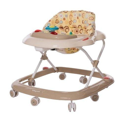 Ходунки Baby Care Pilot бежевый baby care baby care ходунки walker розовые
