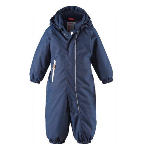 Купить Комбинезон Reima Puhuri 510306 размер 92, синий, Теплые комбинезоны