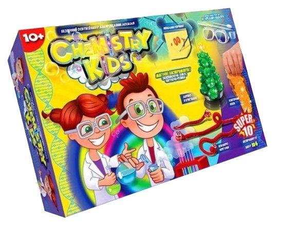 Набор Danko Toys Chemistry Kids Магические эксперименты Набор 4