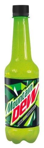 MTN DEW Газированный напиток Mountain Dew Цитрус