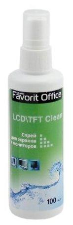Favorit Office LCDTFT Clean чистящий спрей для экрана