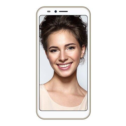 Смартфон INOI 5i золотой смартфон