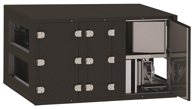 Вентиляционная установка Globalclimat Nemero 05 RX.1-HE-CW 2800