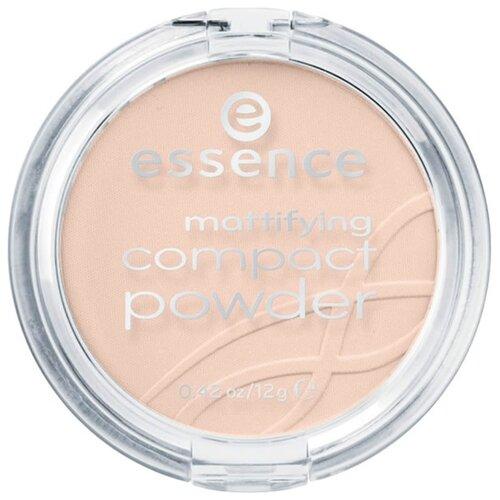 Essence пудра компактная матирующая Mattifying Compact Powder 04 perfect beige недорого