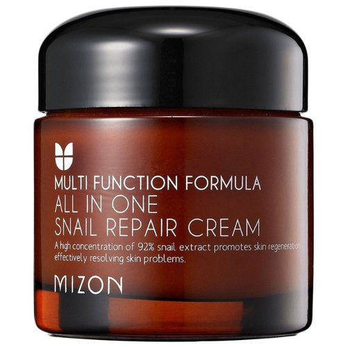 Mizon All in one snail repair cream Крем для лица с экстрактом улитки, 75 мл тоник для лица mizon mizon mi083lwgccn1