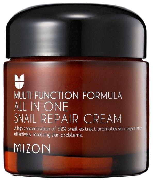 Крем для лица с муцином улитки Mizon All In One Snail Repair Cream, 35ml