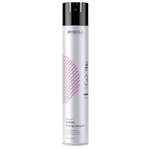 Indola Лак для волос Finish Strong, сильная фиксация, 500 млЛаки и спреи<br>