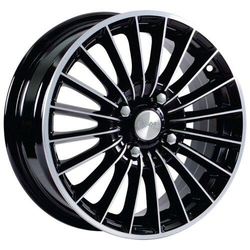 Фото - Колесный диск SKAD Веритас 5.5x14/4x100 D67.1 ET35 Алмаз колесный диск skad веритас 5 5x14 4x100 d67 1 et39 алмаз