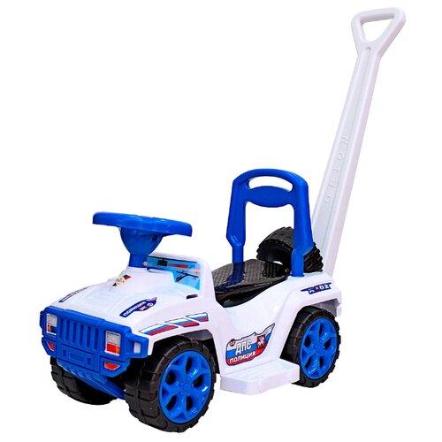Купить Каталка-толокар RT Race Mini Formula 1 ОР856 (5307 / 5308) со звуковыми эффектами полиция, Каталки и качалки
