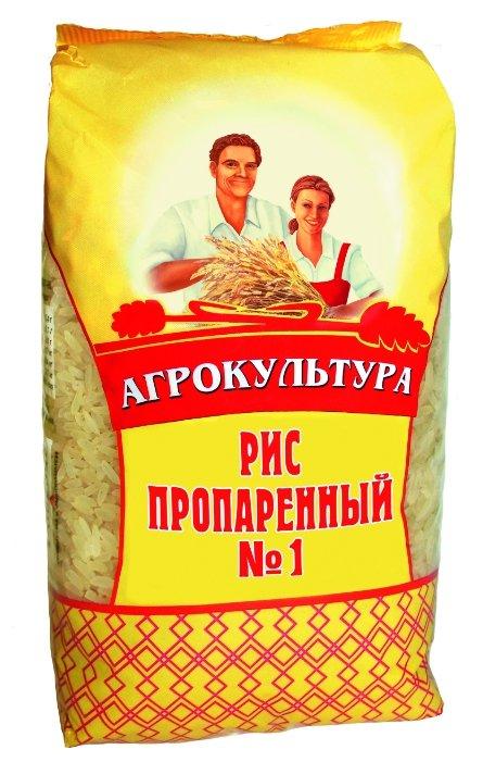Рис Агрокультура длиннозерный пропаренный №1 800 г