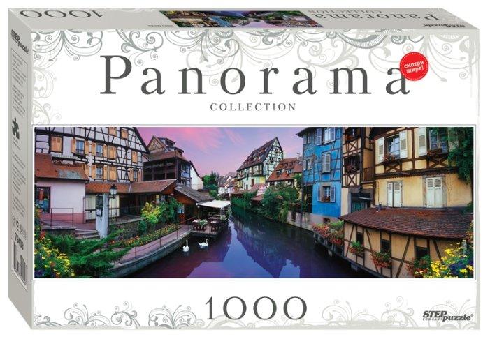 Пазл Step puzzle Панорама Тихий вечер (79403), 1000 дет.