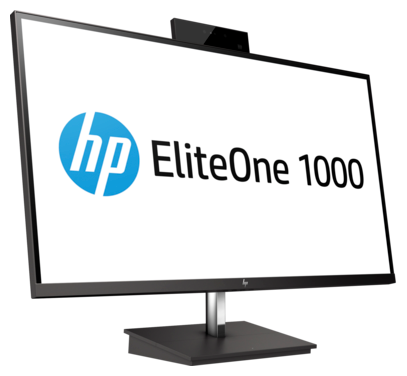 Hp EliteOne 1000 G2 4PD66EA black 27""