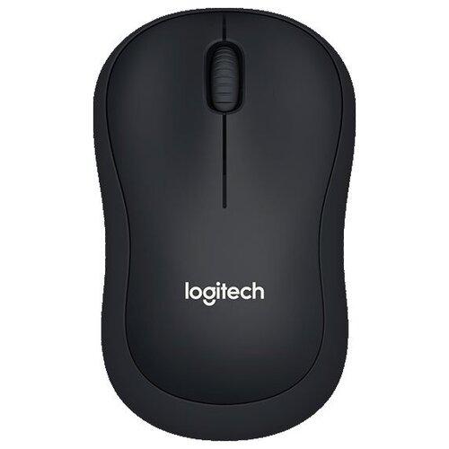Фото - Беспроводная мышь Logitech B220 Silent, черный мышь logitech b220 silent black беспроводная 910 004881