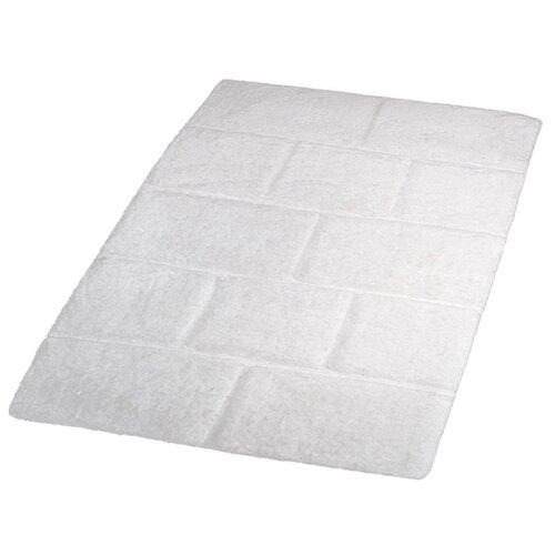 Коврик RIDDER Wall, 60x90 см белый