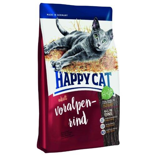 Корм для кошек Happy Cat Supreme с говядиной 10 кг