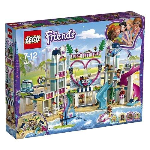 Купить Конструктор LEGO Friends 41347 Курорт Хартлейк-Сити, Конструкторы