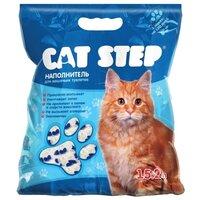 Наполнитель Cat Step Силикагель для кошачьих туалетов (15,2 л, )