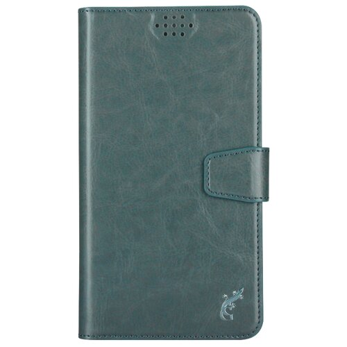 Чехол-книжка универсальный G-Case Slim Premium (GG-779/GG-780/GG-781/GG-782/GG-783/GG-784/GG-785/GG-786/GG-787/GG-788) металлик