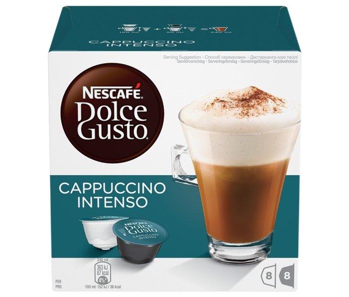 Кофе в капсулах Nescafe Dolce Gusto Cappucchino Intenso (16 шт.)